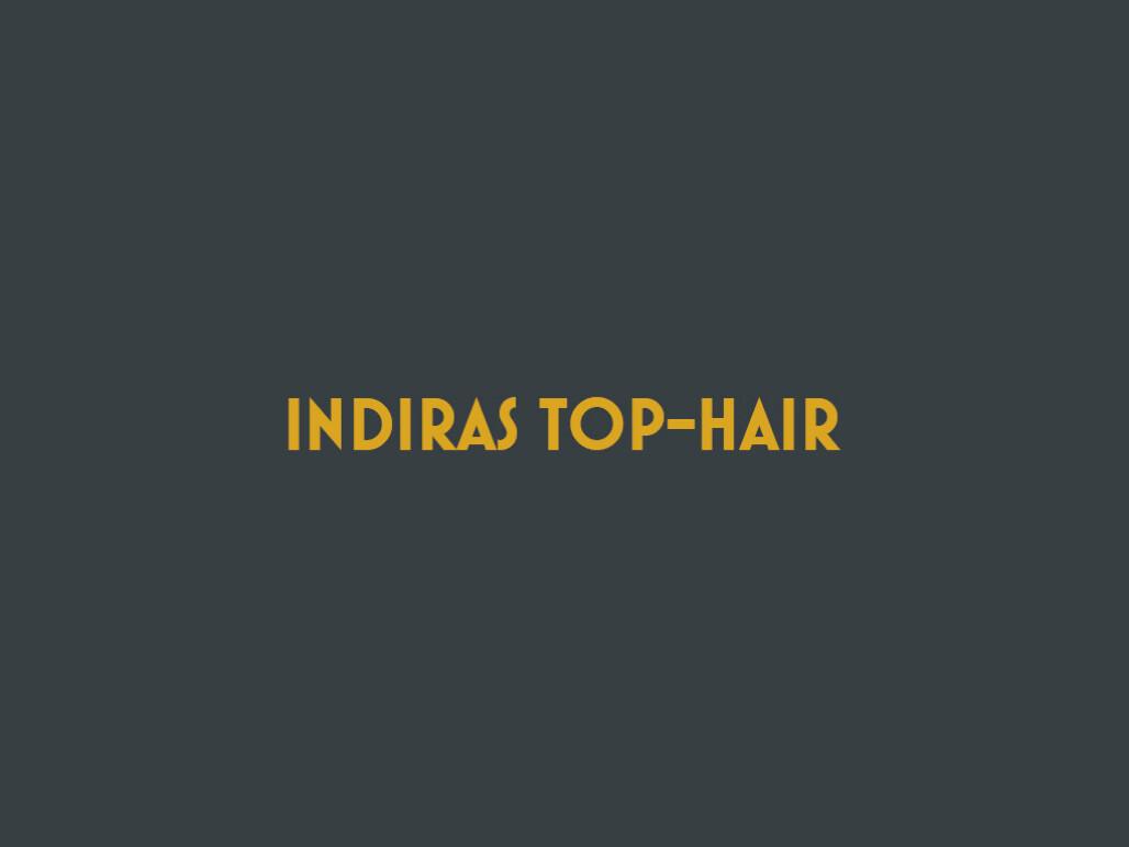 Indiras Top-Hair