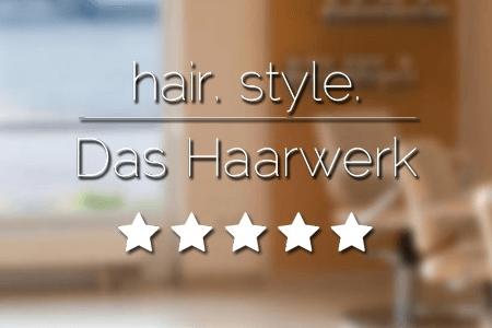 hair. style. Das Haarwerk